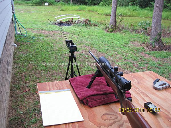 Eley Subsonic Ammo Testing - Squirrel Hunting Journal